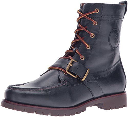 UPC 888875491181, Polo Ralph Lauren Men's Ranger Boot, Newport Navy, 12 D US