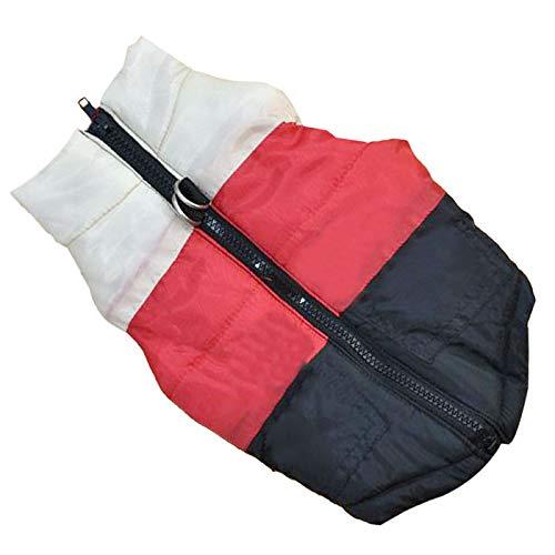 Duseedik Pet Coat, Puppy Fashion Camouflage Cloth Dog Winter Warm Cotton Vest New