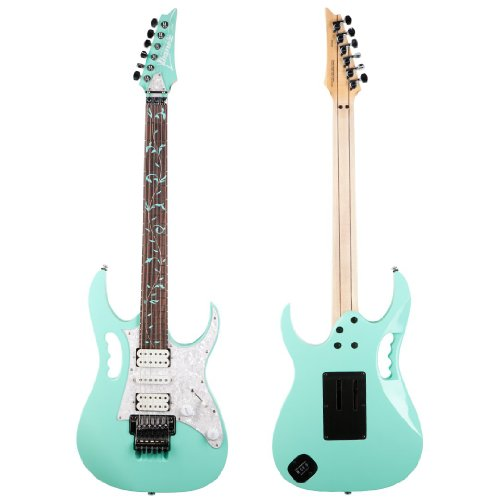 Ibanez JEM70V Steve Vai Signature - Sea Foam Green for sale  Delivered anywhere in USA