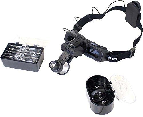 Led Light 20X Magnifier Loupe Lens - 7