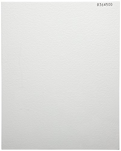 Whatman Borosilicate Glass Air Sampling Filter Sheet, Grade EPM 2000, 10'' Length x 8'' Width (Pack of 100) by Whatman