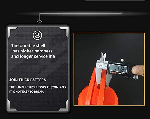 DIY Dent Repair Tool,Suction Handle Dent Removal,Will not Scratch Paint SFASTER 5 Inch Diameter Dent Puller Suction Cup Car Auto Suction Cup Dent Puller Handle Lifter Dent Remover Heavy Duty Galss