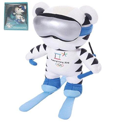 Plush Mascot Doll (PyeongChang 2018 Winter Olympic Official Mascot 8