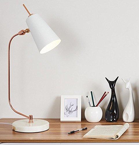 Metall b ro beleuchtung tischlampe schlafzimmer dekoration - Schlafzimmer tischlampe ...