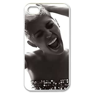 Music Star Miley Cyrus Hard Case for Apple IPhone 4/4S by ruishername