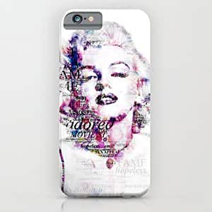 Society6 - A Study In Marilyn iPhone 6 Case by Danni