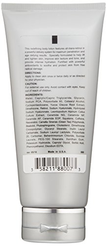 41xhhW bU6L - Replenix All Trans Retinol Smoothing Body Lotion, 7 Fl Oz, 7 Ounce