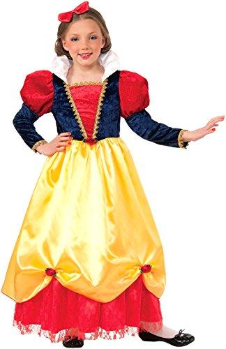Forum Novelties Woodland Princess Costume, Large (7 Dwarfs Halloween Costume)
