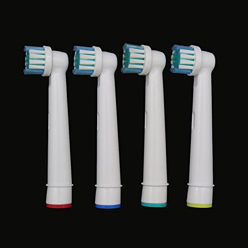 4pcs Replacement Brush Heads For Oral B Electric Toothbrush 3D Excel Vitality Precision Clean