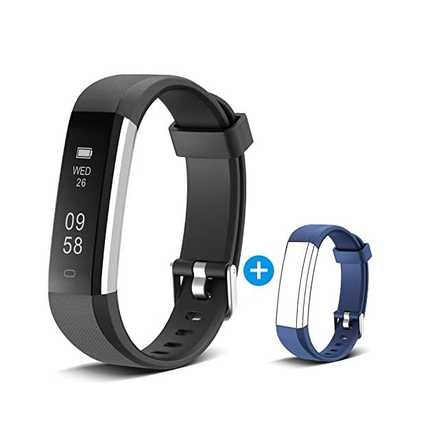 Muzili Smart Fitness Band And Activity Tracker