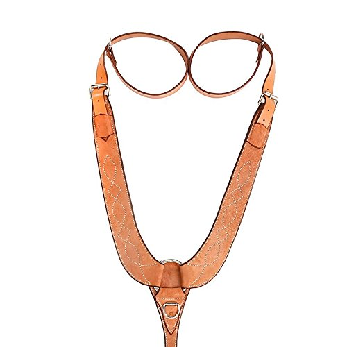 Nrs Leather Breast Collar - 6