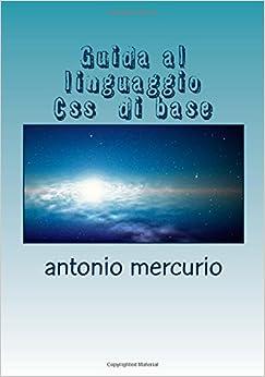 Guida al linguaggio Css di base