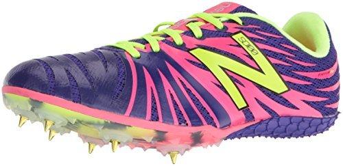 New Balance Women's wsd100v1 Track Shoes Purple/Pink 6.5 B US [並行輸入品]