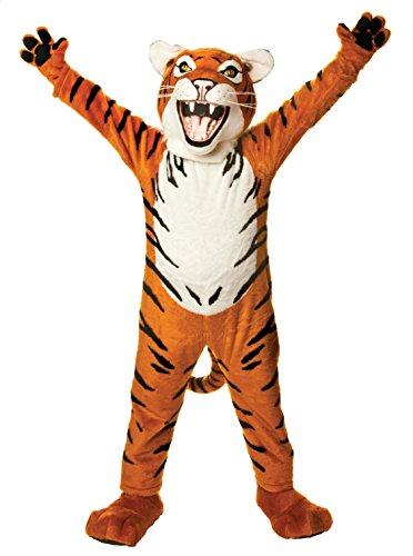 Bengal Tiger Mascot Costume - Tiger Mascot Costume Cheap