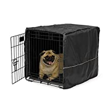"""MidWest 24"""" Dog Kennel Covers / Dog Crate Cover"""