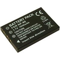 3.7V 1050mAh Li-ion battery designed for hp digital camcorder model v5040u,