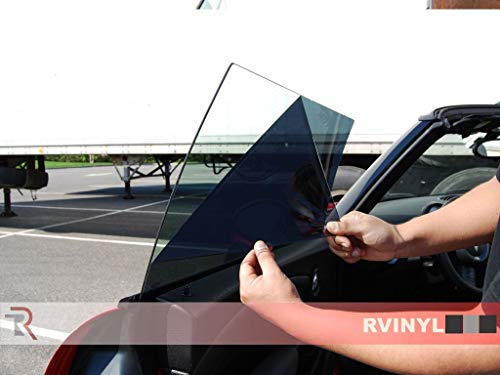 Rtint Window Tint Kit for Chevrolet Tracker 1998 (2 Door) - Windshield Strip - 20%