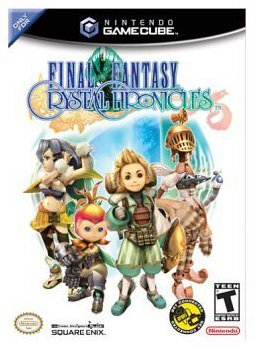 Final Fantasy: Crystal Chronicles - Gamecube (Renewed)