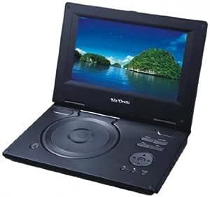Mx Onda MX-DVD 8352 - Reproductor de DVD portátil: Amazon