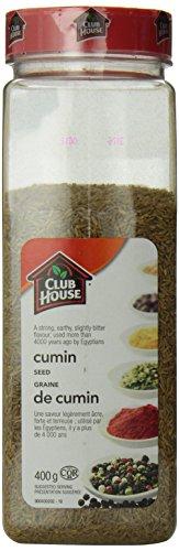 Club House cumin Seed,400 Gram