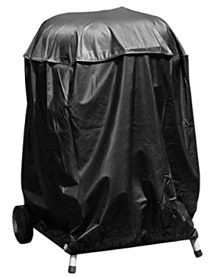 Backyard Basics 07214GDBB Kettle Grill Cover, 30-Inch by 29-Inch
