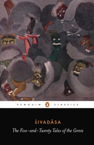 The Five and Twenty Tales of the Genie (Penguin (Genie Letter)
