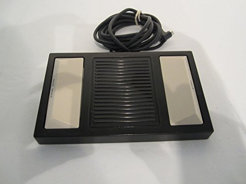 Panasonic RP-2692 Transcriber Foot Pedal for RR-830 & RR-930 Dictation Machines