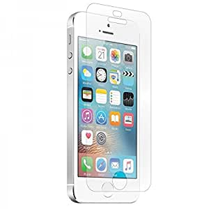 BodyGuardz - UltraTough Clear ScreenGuardz, Crystal Clear Anti-Microbial Screen Protection for iPhone 5/5C/5S/SE