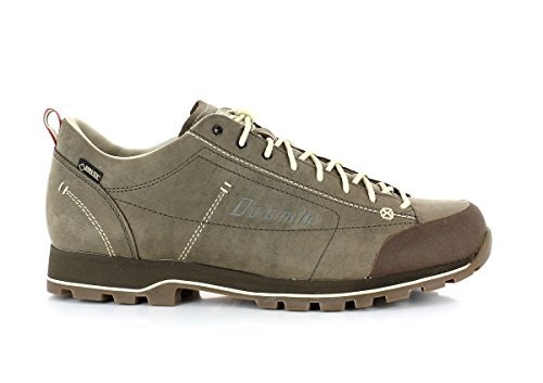 Dolomite Lace-up Cinquantaquattro Low Fg Gtx Grey / Brown - Uk9,5 (44)