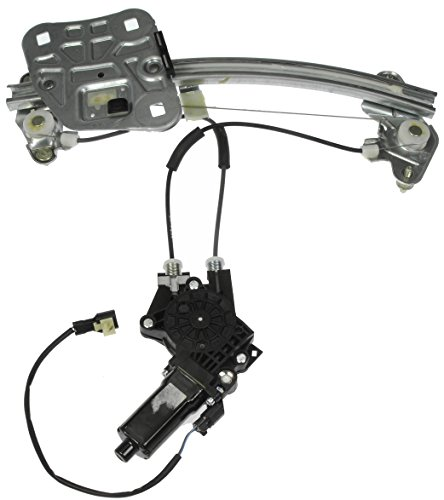 - Dorman 748-307 Rear Driver Side Power Window Regulator and Motor Assembly for Select Hyundai Models