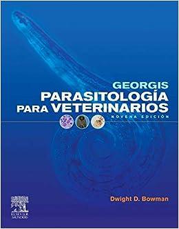 Book's Cover of Georgis Parasitología para veterinarios (Español) Tapa blanda – 8 febrero 2011