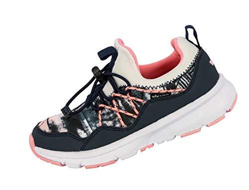 marine Femme Basses rosa marine Lico weiß Blanc Sneakers rosa Chris Weiß xqPTwYRS