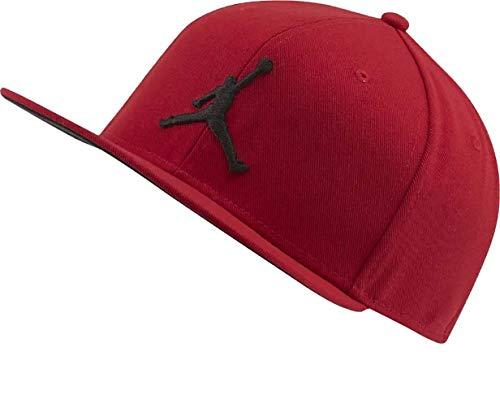 Jordan AR2118-687: Pro Jumpman Gym Red/Black Snapback