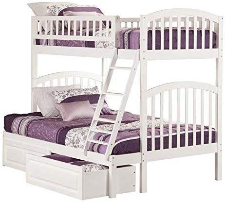 Atlantic Furniture Richland Bunk Bed