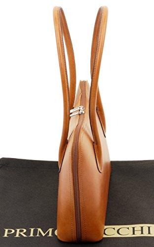 bandoulière Grab rangement en classique long protection cuir de de lisse de manche italien main Comprend fait Primo style à cabas sac de marque à ou Sacchi à sac main Donc sac un FztTqPw1