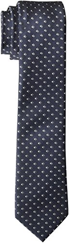 French Connection Men's Winter Stratton Tie, Marine Blue, O/S