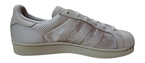 Adidas Originals Superstar Formateurs Hommes Triple Espadrilles (7,5, Bb3696 De Granit)