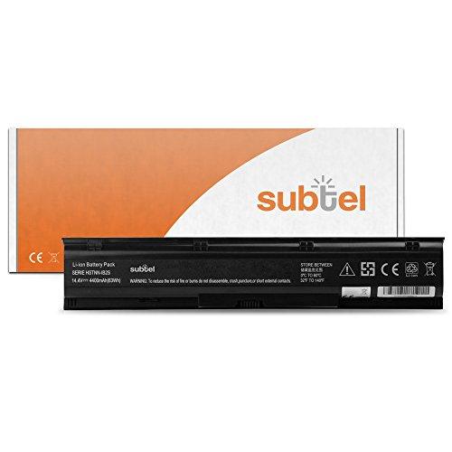 subtel Qualitäts Akku für HP ProBook 4730s 4740s (4400mAh) - PR08 QK647AA 633807-001