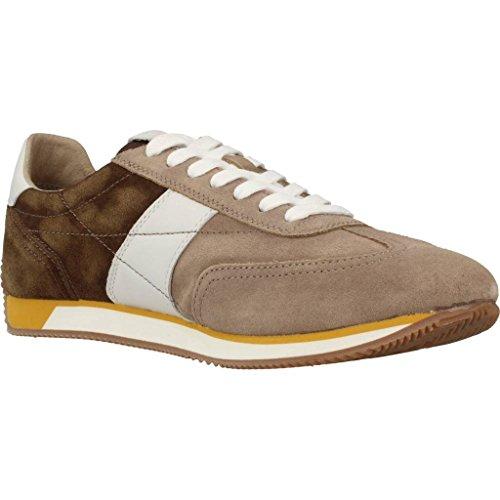 Calzado deportivo para hombre, color Hueso , marca GEOX, modelo Calzado Deportivo Para Hombre GEOX U VINTO Hueso