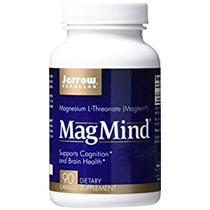 Jarrow Formulas Magmind, Supports Cognition, 90 Caps