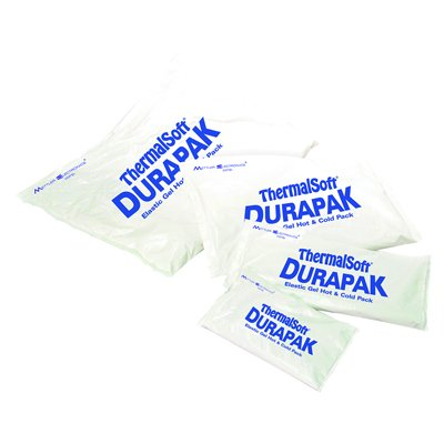 """ThermalSoft DuraPak Cold and Hot Pack half size 5 x 10"""" 24pk"""
