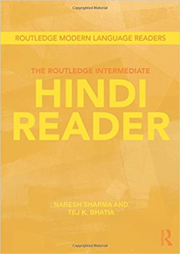 The Routledge Intermediate Hindi Reader (Routledge Modern Language Readers)