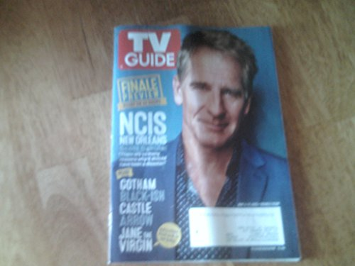 TV Guide - May 4-17, 2015 - NCIS: New Orleans Scott Bakula on cover