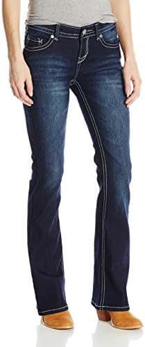WallFlower Juniors Basic Legendary Bootcut Jeans