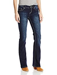 WallFlower Juniors Basic Legendary Bootcut Jeans