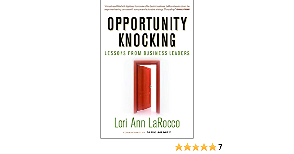 Opportunity Knocking: Lessons from Business Leaders: Amazon ...