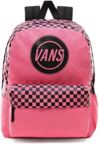VANS BACKPACK TAPER OFF REALM AZALEA PINK OS