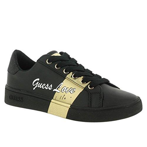 Guess Guess Baskets Baskets Femme Noir Bobo Femme Bobo ztWpqnS