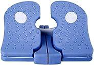 DENPETEC Foot Stepper Machine, Mini Stepper Trainer, Fitness Stovepipe Machine, Mini Mute Exercise Machine, fo
