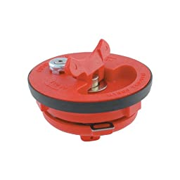 Jaz Products 340-200-06 6-Hole Replacement Flush Mount Fuel Cell Cap